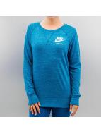 Nike Pullover Gym Vintage blue