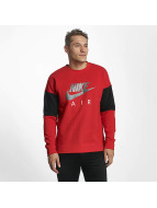Nike Pullover Air Parted red
