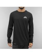 Nike SB Longsleeve zwart
