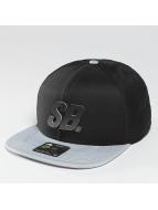 Nike SB Dry Snapback Cap Black/White