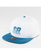Nike SB Dry Snapback Cap White/Industrial Blue/Mica Blue