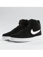 Nike Court Borough Mid Sneakers Black/White