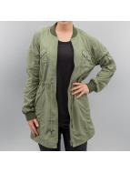 Noisy May Bomber jacket nmShea green