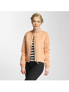 Noisy May nmSpace Universe Jacket Dusty Coral