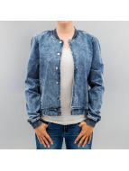 Noisy May College Jacket nmLesley blue