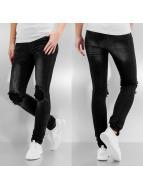 Noisy May Skinny jeans zwart