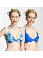 O'NEILL Beachwear Reversible Wrap Around blue