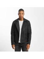 Only & Sons Leather Jacket onsJason Biker black