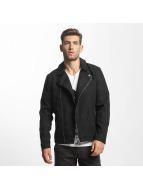 Only & Sons Leather Jacket onsFrank Biker black