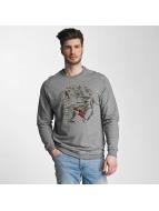 Only & Sons onsSanto Sweatshirt Medium Grey Melange