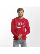 Only & Sons Pullover onsCoca red