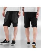 Sandor Quilt Shorts Blac...