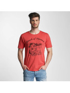 Only & Sons onsSevel Fitted T-Shirt Cranberry