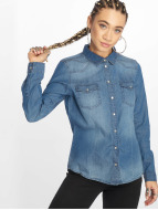 Only Blouse/Tunic Always Rock It blue