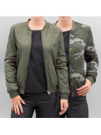 Only Bomber jacket onlSmoke olive