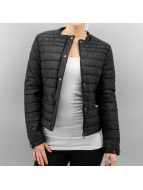 Only Leather Jacket black