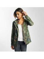 Only Lightweight Jacket OnlSlip green