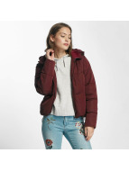 Only Lightweight Jacket onlCille Quilted red