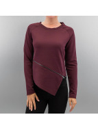 Only Pullover onlWhipper Asymmetric red