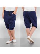 Only shorts indigo