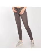 Only Skinny Jeans grau