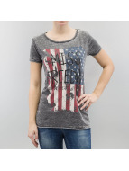Only T-Shirt grau