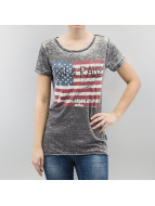 Only T-Shirt grey