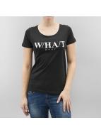 Only T-Shirt schwarz