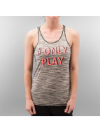 Only Tank Tops grey