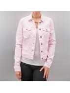 Only Übergangsjacke pink