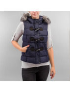 Only Vest onlLast Nylon blue