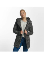 Only Winter Jacket onlIndie Noma Wool gray