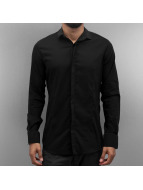Open Shirt Aziz black