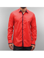 Open Dots Shirt Red