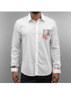 Open Shirt Dusan white