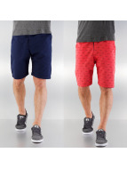Outfitters Nation Short Fobia Reversible blue