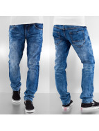 Outfitters Nation Straight fit jeans Olly blauw