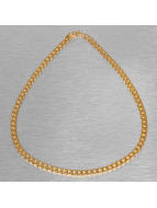 Paris Jewelry ketting Stainless Steel Necklace 60cm goud