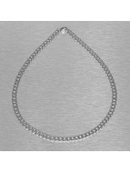 Paris Jewelry Necklace Stainless Steel Necklace 60cm silver