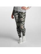 Paris Premium Skinny Jeans Denim camouflage