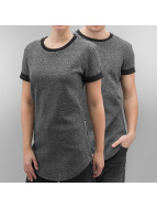 Paris Premium T-Shirt Jacksonville gray
