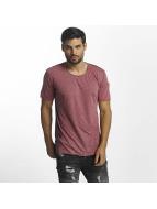 Paris Premium Basic T-Shirt Burgundy