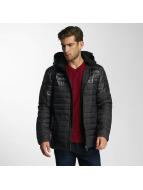 Paris Premium Puffy Jacket Black