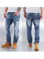 Pascucci Straight Fit Jeans blau