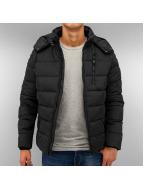 Patria Mardini winterjas zwart