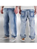 Pelle Pelle Baggy jeans wit