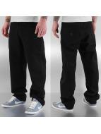Pelle Pelle Baggy jeans zwart