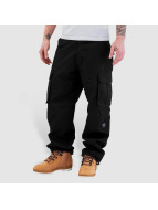 Pelle Pelle Cargo pants Basic black