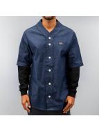 Pelle Pelle overhemd indigo
