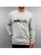 Pelle Pelle Pullover Back 2 The Basics gray